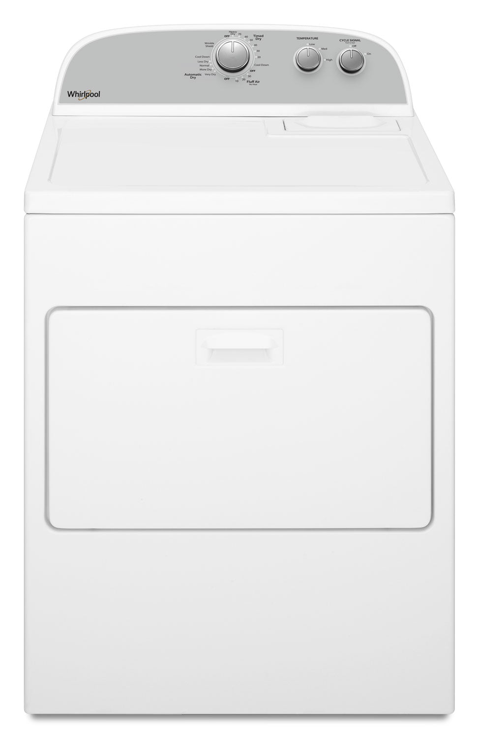 Whirlpool Dryer WED4950HW