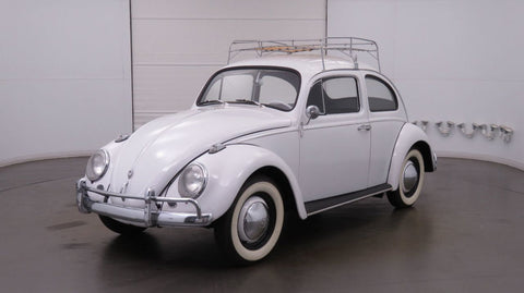 1960 Volkswagen Beetle Model Service Repair Manual
