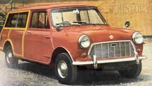 1961-1969 Morris Mini Traveller Service Repair Manual