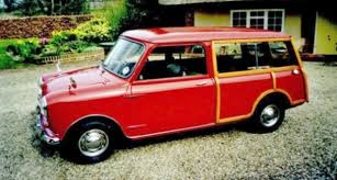 1961 Morris Mini Traveller Service Repair Manual
