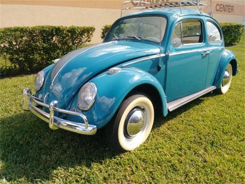 1961 Volkswagen Beetle Model Service Repair Manual