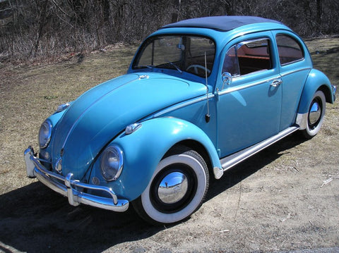 1962 Volkswagen Beetle Model Service Repair Manual