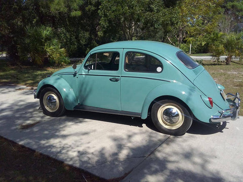 1963 Volkswagen Beetle Model Service Repair Manual