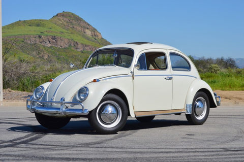 1964 Volkswagen Beetle Model Service Repair Manual