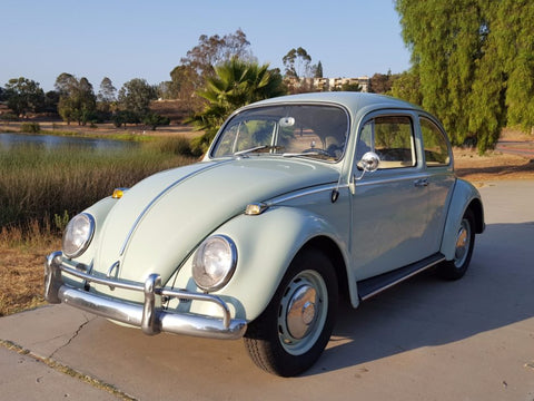1966 Volkswagen Beetle Model Service Repair Manual