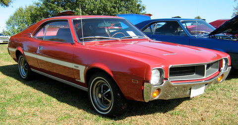 1967-1973 AMC AMX JAVELIN WORKSHOP SERVICE REPAIR MANUAL