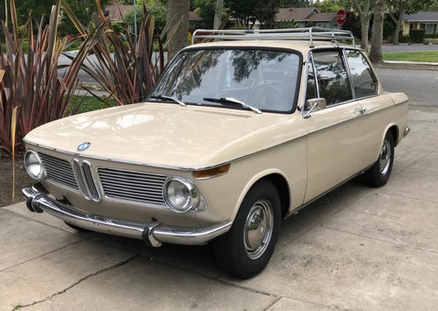 1967 - 1976 BMW 1600 And 2002 Series Workshop Service Repair Manual