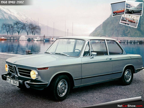 1968 - 1976 Bmw 2002 New Class Workshop Service Repair Manual