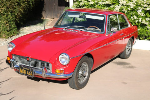 1968 MG MGB ROADSTER-GT COUPE Workshop Service Repair Manual