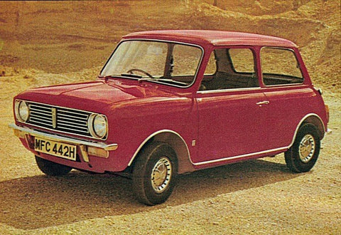 1969 Mini Clubman Workshop Service Repair Manual