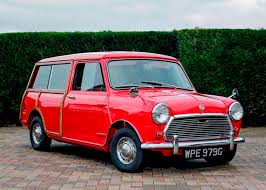1969 Morris Mini Traveller Service Repair Manual