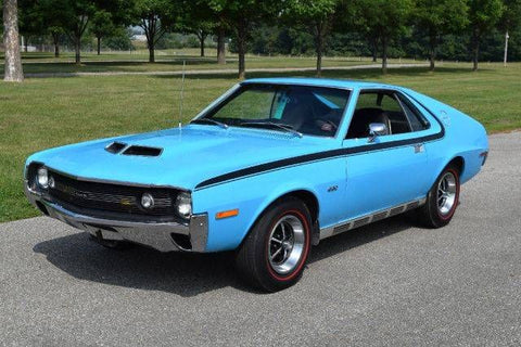 1970 AMC AMX JAVELIN WORKSHOP SERVICE REPAIR MANUAL