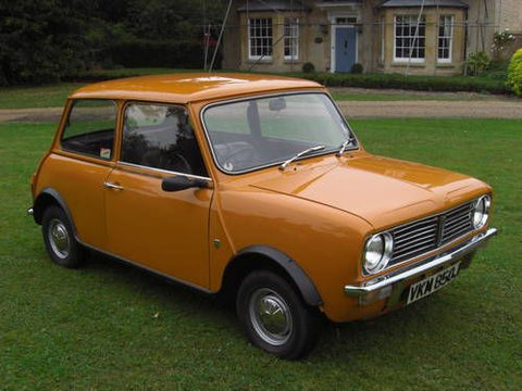 1970 Mini Clubman Workshop Service Repair Manual