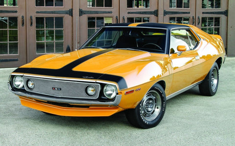 1971 AMC AMX JAVELIN WORKSHOP SERVICE REPAIR MANUAL