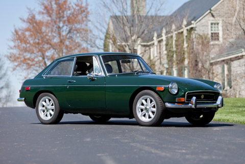 1971 MG MGB ROADSTER-GT COUPE Workshop Service Repair Manual
