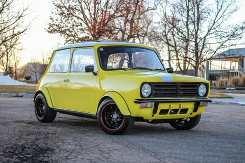 1971 Mini Clubman Workshop Service Repair Manual