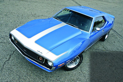 1972 AMC AMX JAVELIN WORKSHOP SERVICE REPAIR MANUAL