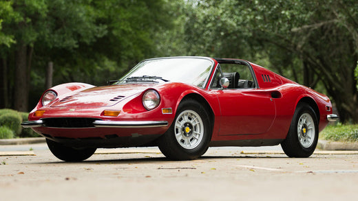 1972 Ferrari Dino 246 GT GTS Service Repair Manual