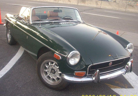 1972 MG MGB ROADSTER-GT COUPE Workshop Service Repair Manual