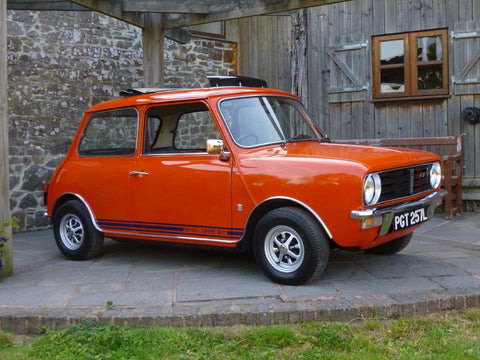 1972 Mini Clubman Workshop Service Repair Manual