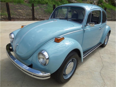 1972 Volkswagen Beetle Model Service Repair Manual