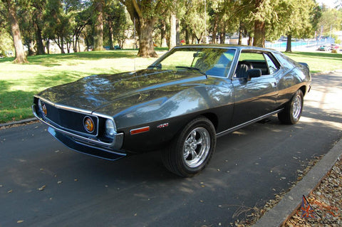 1973 AMC AMX JAVELIN WORKSHOP SERVICE REPAIR MANUAL