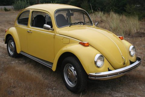 1973 Volkswagen Beetle Model Service Repair Manual