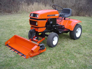 1974 1975 Ariens Garden Tractor GT 12 14 16 Illustrated component List 931 Series Service Repair Maintenance Manual
