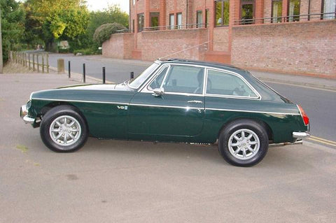 1974 MG MGB ROADSTER-GT COUPE Workshop Service Repair Manual