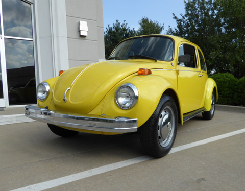 1974 Volkswagen Beetle Model Service Repair Manual