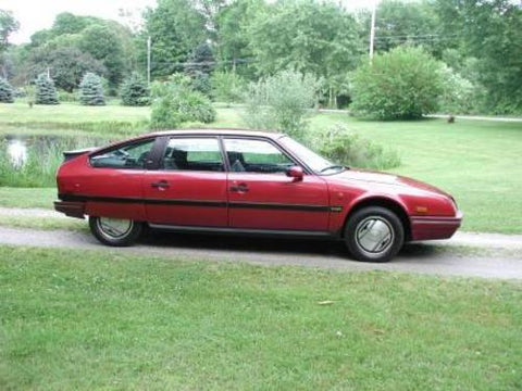 1975-1991 Citroen CX Workshop service Repair Manual