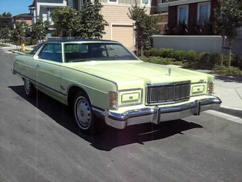 1975 MERCURY GRAND MARQUIS SERVICE REPAIR MANUAL