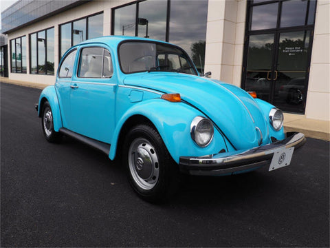 1975 Volkswagen Beetle Model Service Repair Manual