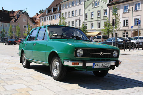 1976-1990 Skoda 120 L Workshop Service Repair Manual