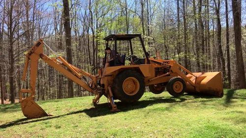 1976 Case 480C Loader Backhoe Workshop Service Repair Manual