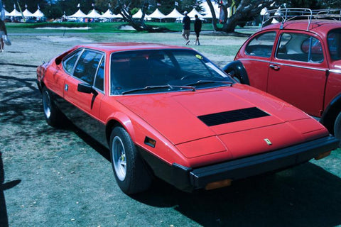 1976 Ferrari 308 GT4 Workshop Service Repair Manual