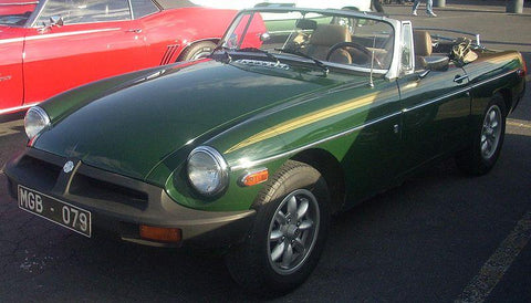 1976 MG MGB ROADSTER-GT COUPE Workshop Service Repair Manual