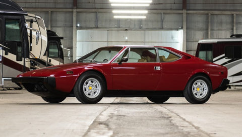1977 Ferrari 308 GT4 Workshop Service Repair Manual