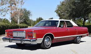 1977 MERCURY GRAND MARQUIS SERVICE REPAIR MANUAL