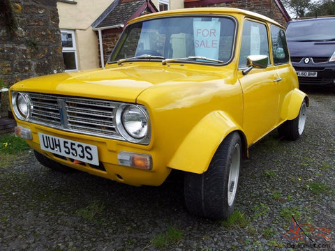 1977 Mini Clubman Workshop Service Repair Manual