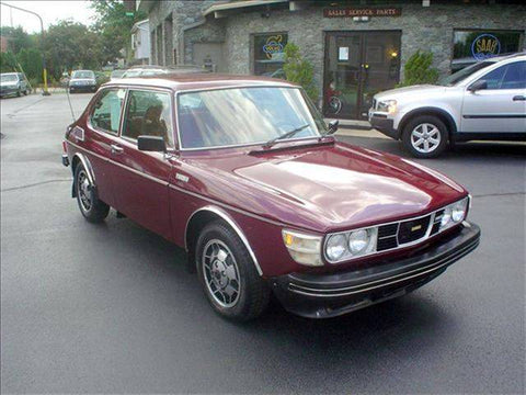 1977 Saab 99 Workshop Service Repair Manual