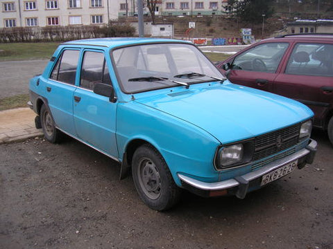 1977 Skoda 120 L Workshop Service Repair Manual