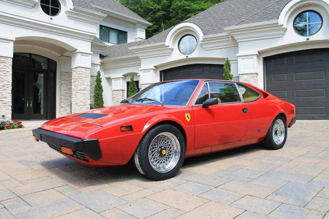 1978 Ferrari 308 GT4 Workshop Service Repair Manual
