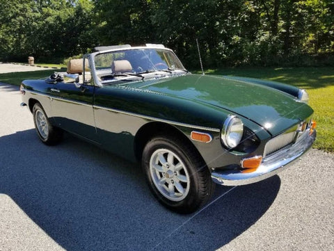 1978 MG MGB ROADSTER-GT COUPE Workshop Service Repair Manual
