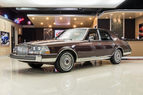 1979-1987 Lincoln Continental Workshop Service Repair Manual