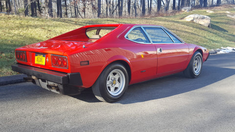 1979 Ferrari 308 GT4 Workshop Service Repair Manual