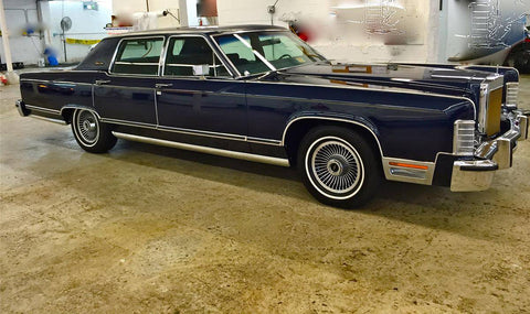 1979 Lincoln Continental Workshop Service Repair Manual