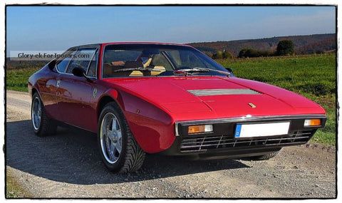 1980 Ferrari 308 GT4 Workshop Service Repair Manual