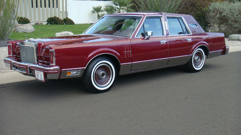 1980 Lincoln Continental Workshop Service Repair Manual