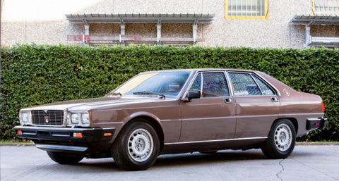 1980 Maserati Quattroporte Service Repair Manual
